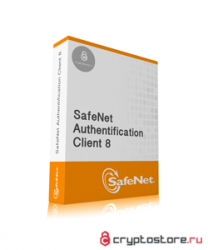 SafeNet Authentication Client 8 (SAC) на 1 год